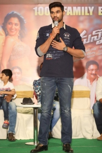 Bellamkonda Sreenivas @ Speedunnodu Movie Success Meet Stills