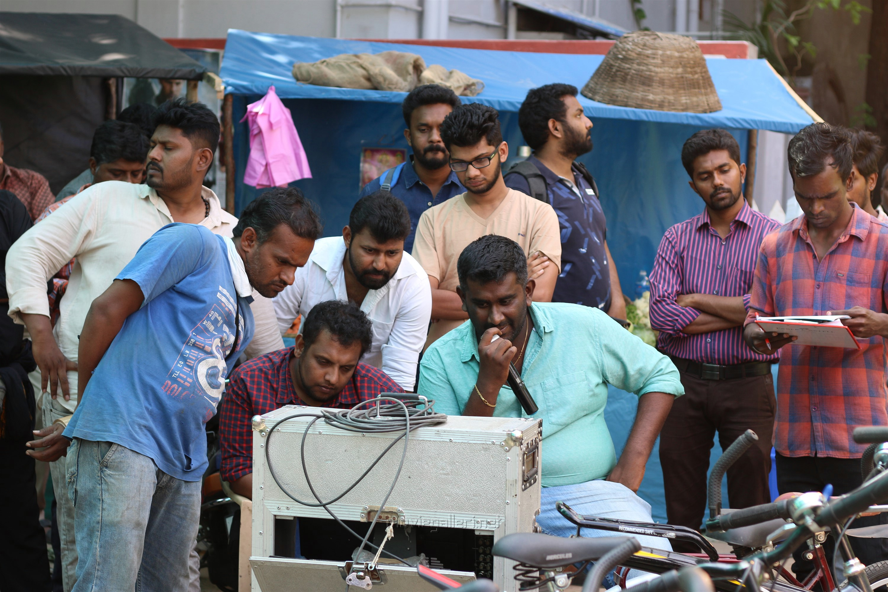 100 Movie Working Images HD