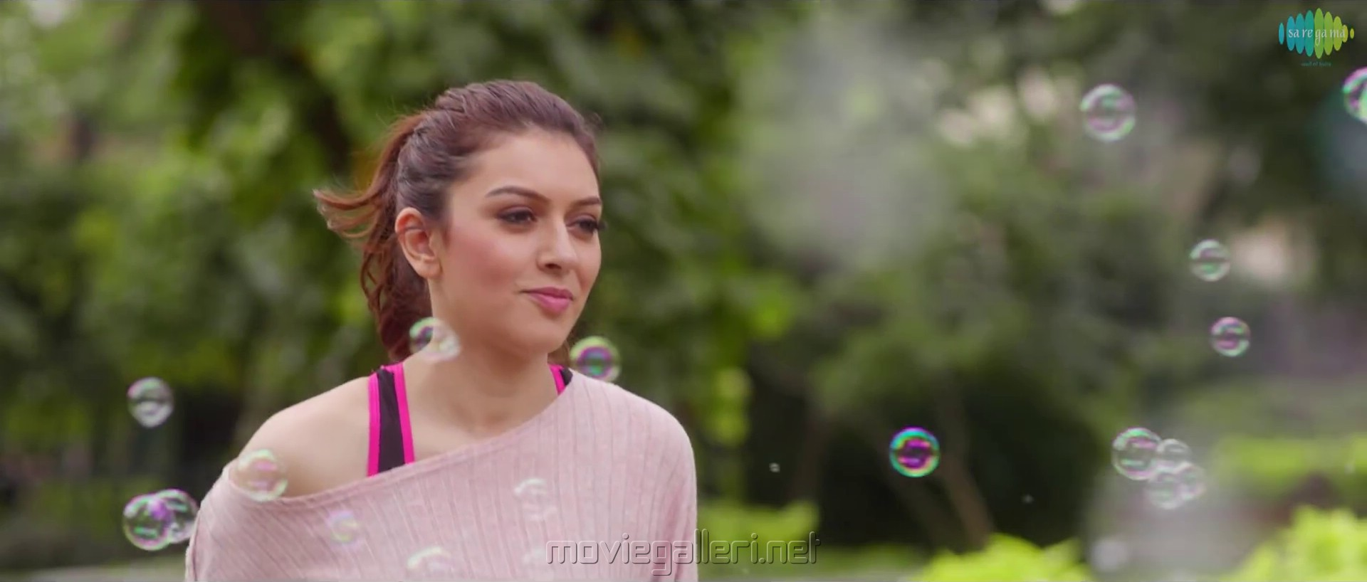 Actress Hansika Motwani 100 Movie Stills