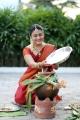 Actress Shalini Pandey @ 100 Percent Kadhal Team Pongal Celebration Photos