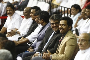 Rajini, Kamal, Vijay, Sarathkumar, Ajith, Karthi