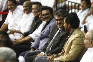 Rajini, Kamal, Sarathkumar, Ajith, Karthi