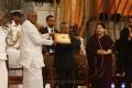 TN Governer K.Rosaih, President Pranab Mukherjee, TN CM J.Jayalalitha