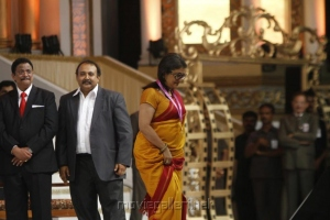 Aparna Sen @ 100 Years of Indian Cinema Celebration Closing Ceremony Photos