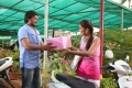 Sairam Shankar, Ester Noronha in 1000 Abaddalu Movie Photos