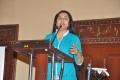 Suhasini at 10th CIFF Press Meet Stills