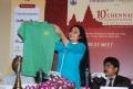 Suhasini Manirathnam at  10th Chennai International Film Festival Press Meet Stills