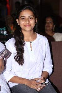 Actress Sri Divya @ 10th WE Magazine Awards 2014 Ceremony Stills