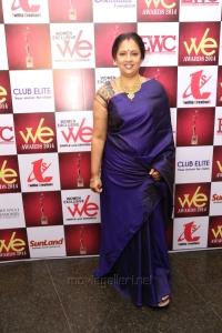 Lakshmi Ramakrishnan @ 10th WE Magazine Awards 2014 Ceremony Stills