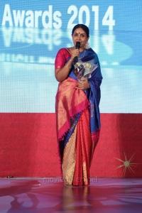 Saranya Ponvannan @ 10th WE Magazine Awards 2014 Ceremony Stills