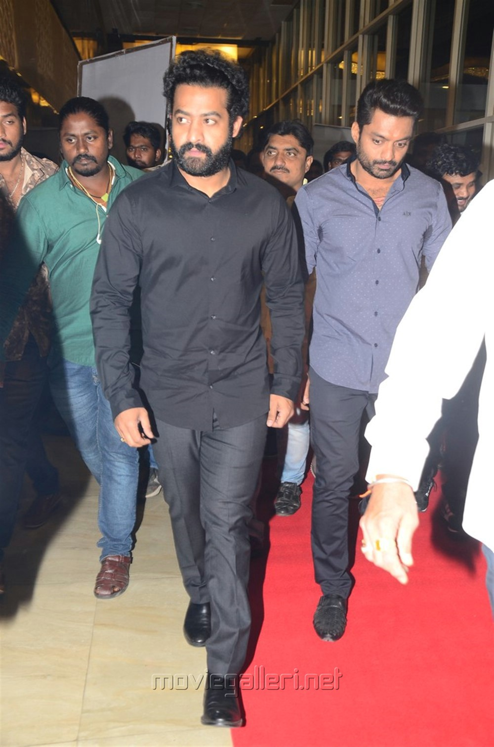 Jr NTR @ 118 Movie Pre Release Function Stills