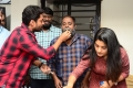 Kalyan Ram, KV Guhan, Nivetha Thomas @ 118 Movie Success Celebrations Stills