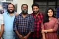 Mahesh S Koneru, KV Guhan, Kalyan Ram, Nivetha Thomas @ 118 Movie Success Celebrations Stills