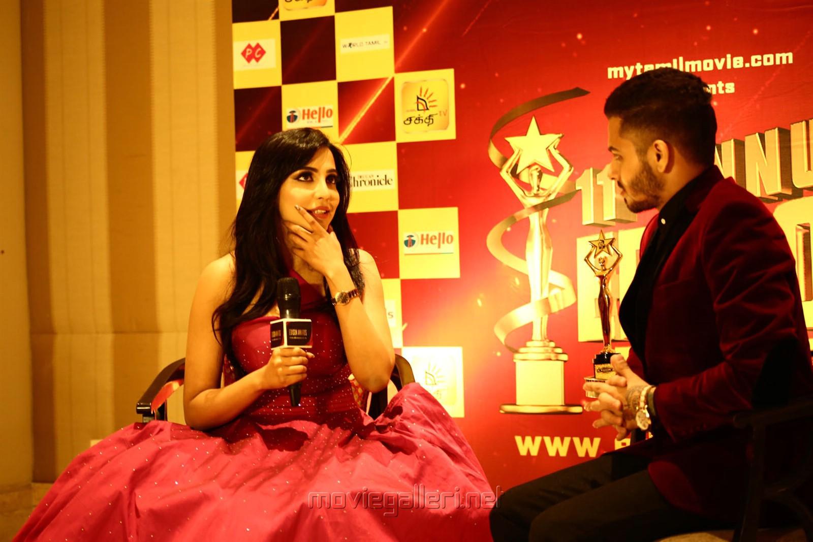 Parvathy Nair @ 11th Annual Edison Awards 2018 Stills