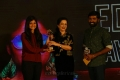 Aditi Balan got Best Debut Actress Award for Aruvi Movie @ 11th Annual Edison Awards 2018 Stills