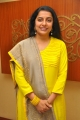 Suhasini Maniratnam @ 11th Chennai International Film Festival Press Meet Stills