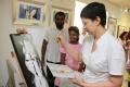 Actress Gouthami at 12.12.12 Function at Ap.Shreedhar's Art House Stills