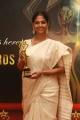 Actress Eswari Rao @ 12th Annual Edison Awards 2019 Photos