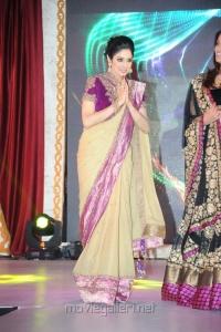 Actress Sridevi @ 13th GR8 Women Awards 2014 Stills