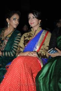 Actress Sanjana @ 13th GR8 Women Awards 2014 Stills