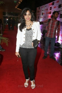 Actress Madhavi Latha @ 13th GR8! Women Awards 2014 Stills