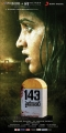 Actress Dhanshika in 143 Hyderabad Telugu Movie Posters