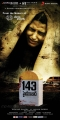 Actress Dhanshika in 143 Hyderabad Movie Posters