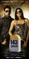 Hot Dhansika in 143 Hyderabad Movie Posters