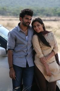 Ashok Selvan, Sruthi Ramakrishnan in 144 Movie Photos
