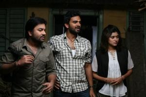 Shiva, Ashok Selvan, Oviya in 144 Movie Photos