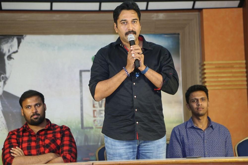 Actor Rahman @ 16-Every Detail Counts Pre-Release Press Meet Stills
