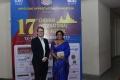 Shylaja Chetlur @ 17th Chennai International Film Festival Inauguration Stills