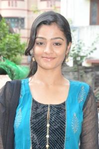 Heroine Gayathri at 18 Vayasu Movie Team Interview Stills
