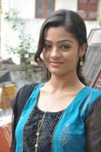 Actress Gayathri at 18 Vayasu Movie Team Interview Stills