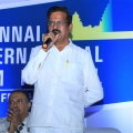 Kalaipuli S Thanu @ 18th Chennai International Film Festival Inaugural Function Photos