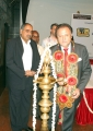 Sivan Kannan(ICAF), Mr.H.E.Dr.Janos Terenyi @ 19th European Film Festival Inauguration Stills