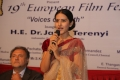 Archana Sharma @ 19th European Film Festival Inauguration Stills