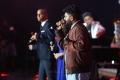 Singer Shashaa Tirupati, Sid Sriram @ 2.0 Audio Launch Stills Dubai