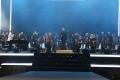 125 symphony musicians Live Concert @ 2.0 Audio Launch Stills Dubai