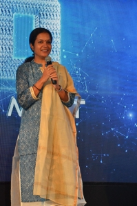 Janaki Sabesh @ 2.0 Movie 3D Digital Meet Stills