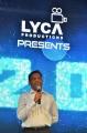 Lyca Productions Raju Mahalingam @ 2.0 Movie 3D Digital Meet Stills