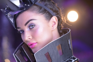 2.0 Movie Actress Amy Jackson HD Images