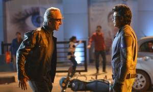 Akshay Kumar, Rajinikanth in 2.0 Movie HD Images