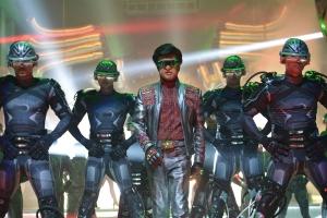 Rajinikanth Enthiran 2.0 Movie HD Images