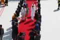 Subaskaran Allirajah, Amy Jackson, Rajinikanth @ 2.0 Press Meet Dubai Photos