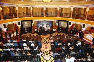 uperstar Rajinikanth's 2.0 Movie Press Meet at Burj Al Arab Hotel, Dubai