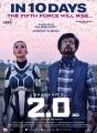 Amy Jackson Rajinikanth 2.0 Movie Release Latest Posters HD