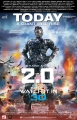 Rajinikanth 2.0 Movie Release Today Posters