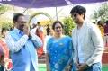 Krishnam Raju @ 2 States Telugu Movie Opening Stills