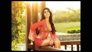 Shriya Saran Hot Photo Shoot @ CCl Calendar 2012